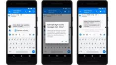 Aplicaţia Facebook Messenger primeşte funcţie de traducere automată a mesajelor