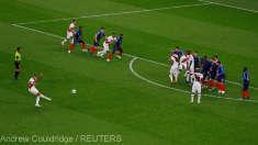 Fotbal - CM 2018 | Franţa, calificată în optimi, după o victorie chinuită cu Peru (1-0)