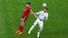 Campionatul Mondial de Fotbal | Echipa Spaniei a învins la limită selecţionata Iranului