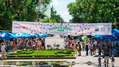 Târgul pomușoarelor, Summer Berry Fair, se deschide duminică la Chișinău