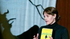 Un pământ și două ceruri | Lucia Turcanu, despre Michael Vandebril