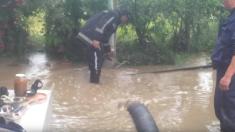 Un baraj mobil va fi adus în R.Moldova pentru a preveni riscurile inundațiilor