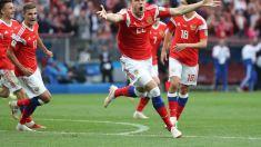Fotbal - CM 2018 | Naţionala de fotbal a Rusiei, acuzată de dopaj: Trebuie să facă teste mai amănunţite