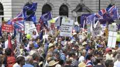 Brexit | Zeci de mii de oameni cer la Londra un al doilea referendum pentru revenirea Marii Britanii în UE