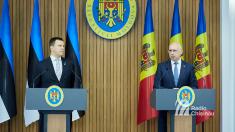 Jüri Ratas: R.Moldova este o țară prioritară pentru Estonia