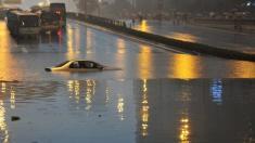 VIDEO | Inundații în China, soldate cu cel puțin 6 morți