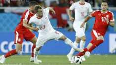 Fotbal - CM 2018 | Serbia, învinsă pe finalul meciului de Elveţia cu 2-1