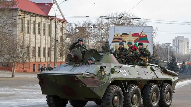 Evenimentul Zilei: Mișcări de trupe dincolo de Nistru (Revista presei)