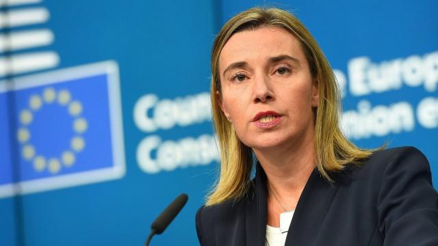 Ucraina | Federica Mogherini: Rusia nu scapă de sancţiunile UE