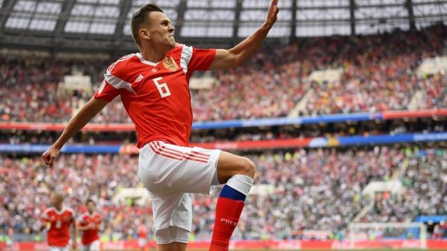 Fotbal - CM 2018 | Rusia - Arabia Saudită 5-0 (FOTO)
