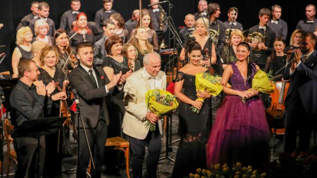 Compozitorul Eugen Doga a susținut la Viena un concert dedicat lui Eminescu