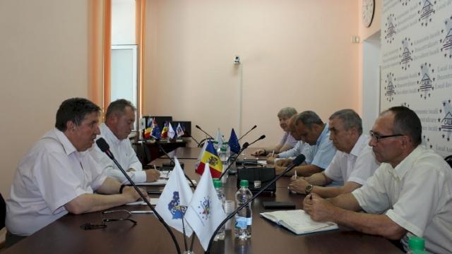 O delegație a primarilor din România a vizitat Republica Moldova