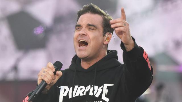 """Robbie Williams, """"fericit şi încântat"""" să cânte în deschiderea Cupei Mondiale de fotbal 2018"""