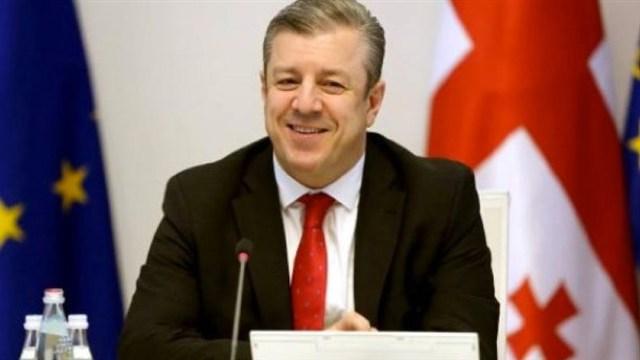 Premierul georgian Giorgi Kvirikaşvili a demisionat