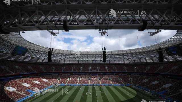 Fotbal - CM 2018 | Programul primei zile a turneului final din Rusia