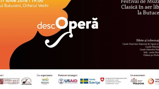 DescOPERĂ aduce trei seri de spectacole la Butuceni