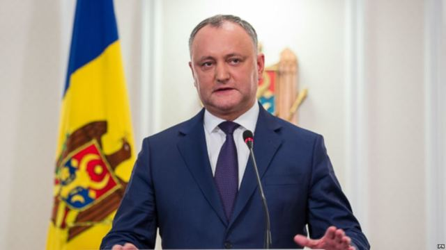 Igor Dodon: Când se va pune în dezbatere subiectul aderării R.Moldova la UE, țara trebuie să fie pregătită