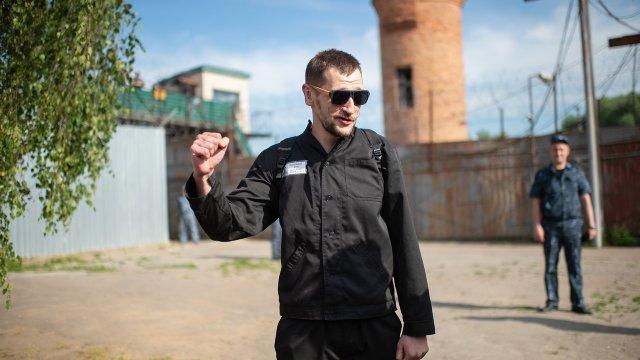 Fratele opozantului rus, Aleksei Navalnîi, eliberat după trei ani și jumătate de închisoare