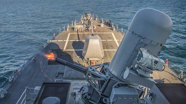 INCIDENT în Marea Neagră | Ucraina a depistat o navă rusă cu sisteme de RACHETE în apropierea Insulei Şerpilor