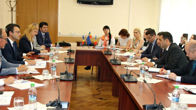 Chiril Gaburici solicită României să ajute R.Moldova în negocierile cu UE privind creșterea cotelor de export