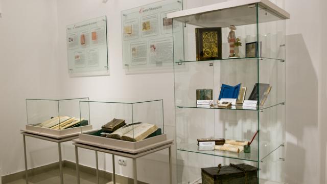 Biblioteca Națională a inaugurat Muzeul Cărții