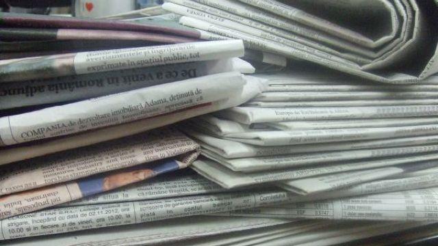 Ziarul Național: Furtul votului e un păcat mai grav ca furtul miliardului (Revista presei)