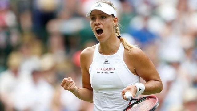 Tenis | Angelique Kerber va fi adversara Simonei Halep în sferturi la Roland Garros