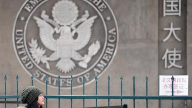 Ambasada SUA din China a emis o NOUĂ alertă medicală în urma apariției unor simptome inexplicabile de sănătate