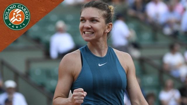 TENIS | Site-ul oficial Roland Garros: S-a născut o CAMPIOANĂ! Simona Halep a alungat fantomele