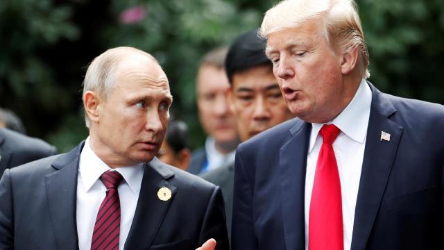 Kremlinul avertizează că discuţiile dintre Putin şi Trump vor fi dificile