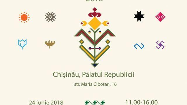 Ziua Națională a Portului Popular, marcată la Chișinău