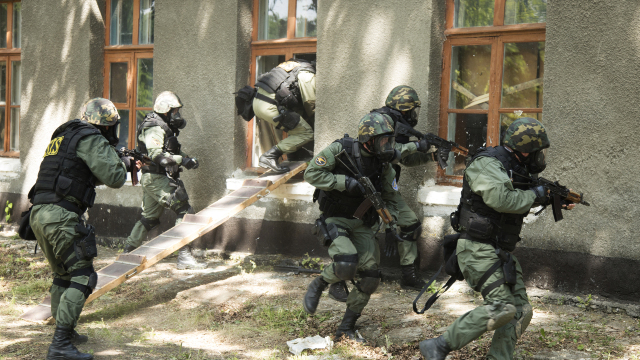 BUCOVINA - 2018 | Exercițiu antiterorist, desfășurat de către serviciile speciale ale R.Moldova şi ale Ucrainei