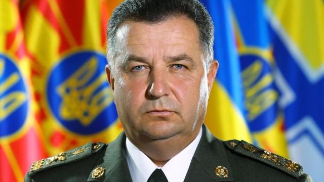 Stepan Poltorak: Trupele ruseşti dislocate în stânga Nistrului sunt o ameninţare pentru Ucraina și R.Moldova
