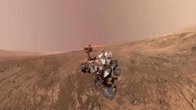 VIDEO | NASA a descoperit urme de viață pe Marte