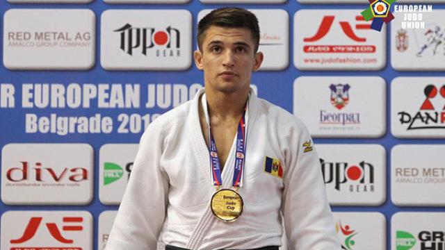 Dorin Goțonoagă a câștigat Cupa Europei la judo