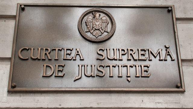 Curtea Supremă de Justiție invalidează irevocabil alegerile