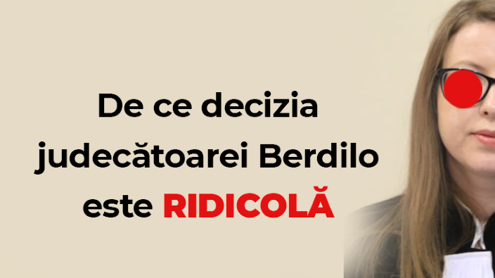 INFOGRAFIC | PAS: Decizia judecătoarei Berdilo de a invalida alegerile este ridicolă