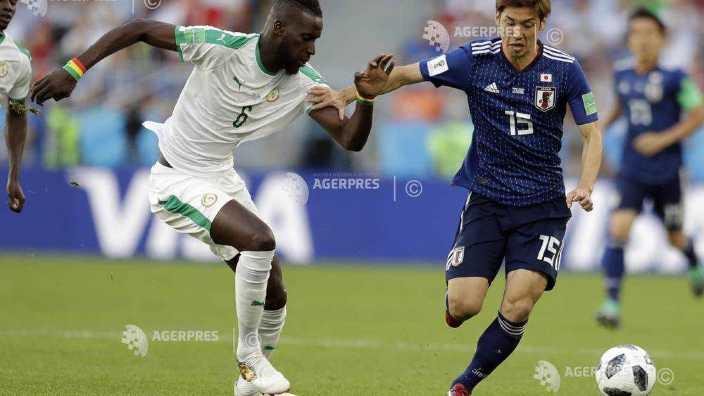 Fotbal - CM 2018 | Japonia - Senegal 2-2