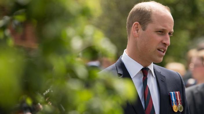 Prinţul William a început un turneu istoric în Orientul Mijlociu