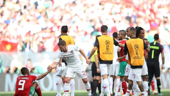 Fotbal - CM 2018 | Portugalia, victorie dificilă cu Maroc (1-0)