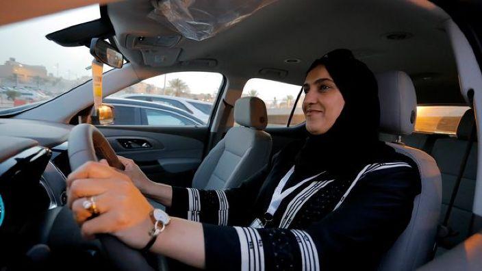 Arabia Saudită   Interdicţia de a conduce o maşină, impusă de zeci de ani femeilor, a fost ridicată