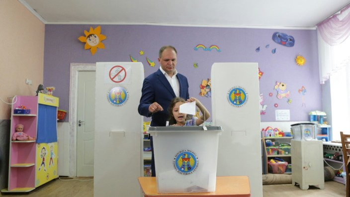 Alegeri Chișinău   Ion Ceban: cetățenii care vor să schimbe ceva în oraș ar trebui să iasă la vot