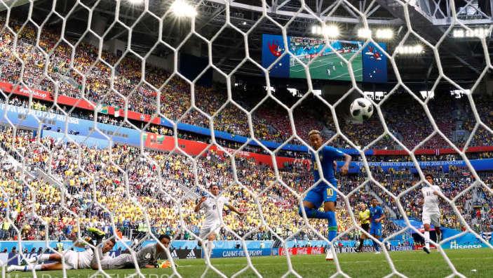 Fotbal - CM 2018 | Neymar a marcat cel mai tardiv gol din istoria competiţiei