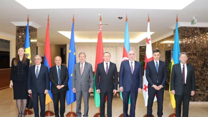 Miniștrii de Externe ai Parteneriatului Estic s-au reunit pentru a discuta provocările de securitate regională