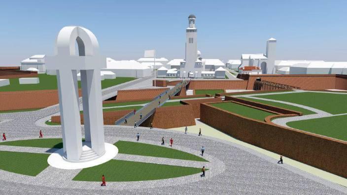 Ministerul Culturii de la București a semnat contractul pentru Monumentul Marii Uniri din Alba Iulia