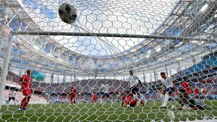 Fotbal - CM 2018 | Anglia a surclasat Panama cu 6-1 şi s-a calificat în optimi