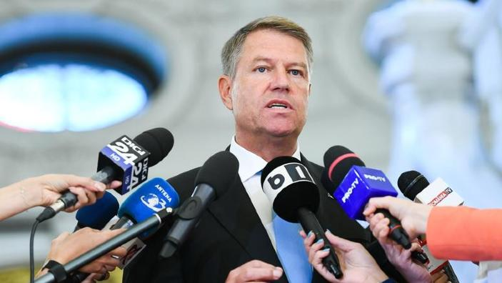 VIDEO | Klaus Iohannis: Sunt ferm hotărât să candidez pentru încă un mandat de președinte al României