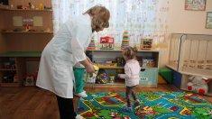 """Copiii cu vârsta de la 4 luni la 3 ani vor fi admiși la """"Centrul de zi pentru îngrijire"""""""