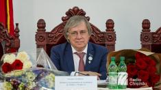Poetul, prozatorul și publicistul Nicolae Dabija a fost omagiat în cadrul unei ceremonii organizate de AȘM