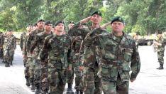Armata Naţională desfăşoară antrenamente de mobilizare pentru rezerviştii Forţelor Armate.